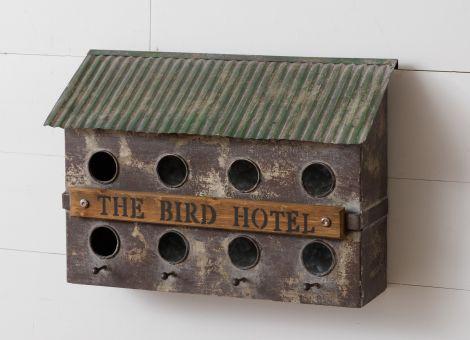 Birdhouse - The Bird Hotel