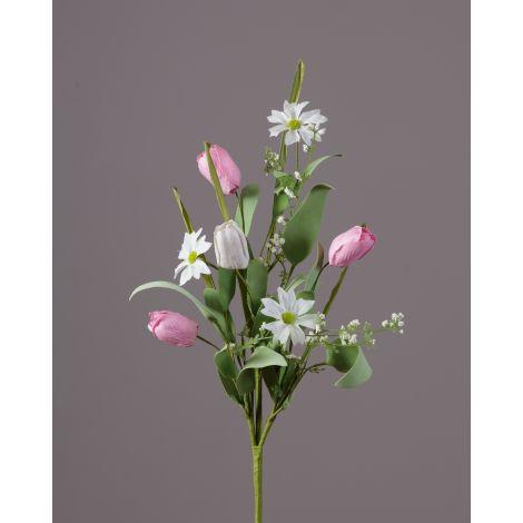 Pick - Tulips, Daisies, Foliage (Pk 3)