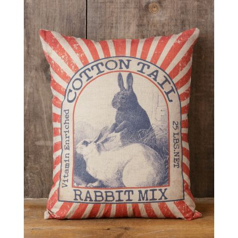 Pillow - Rabbit Mix
