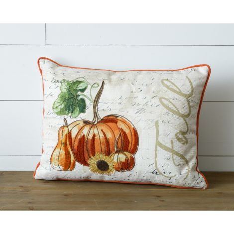 Pillow - Textured Pumpkin
