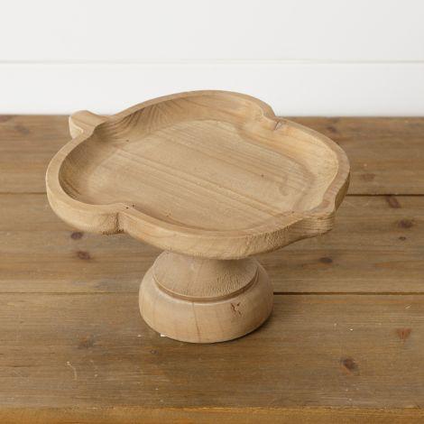 Acorn Pedestal Tray