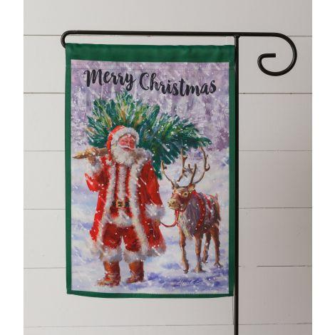 Santa Claus Lane - Flag
