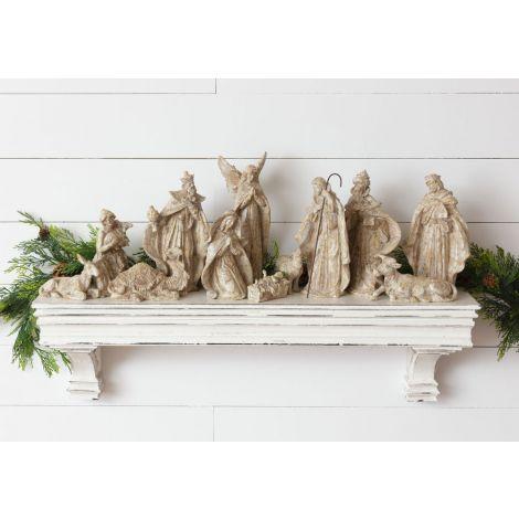 Nativity Set Of 12
