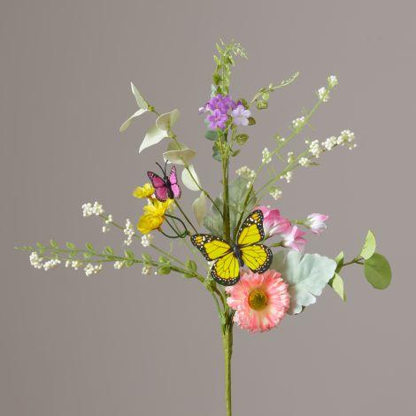Pick -  Assorted Flowers, Greens, Butterflies (Pk 2)