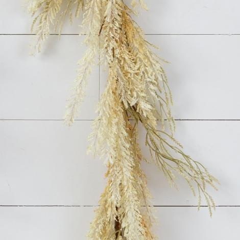 Garland - Natural Feather