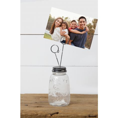 Picture Holder - Jar