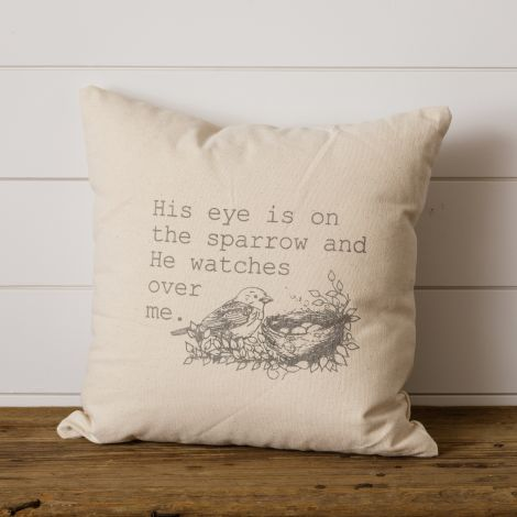 Pillow - The Sparrow