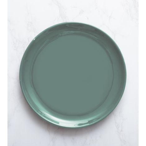 Plate - Solid Green (Pk 2)