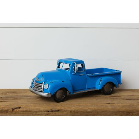 Truck - Antique Blue