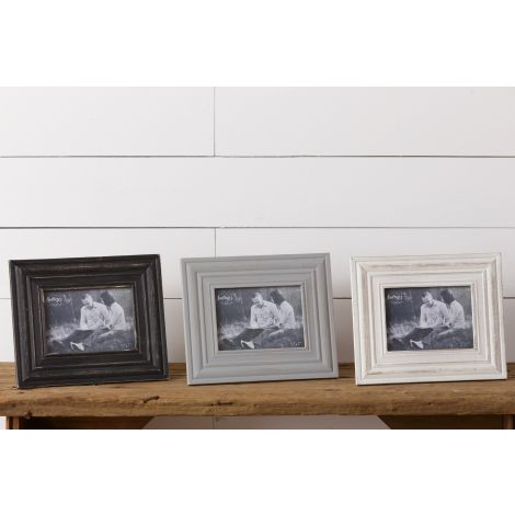 Picture Frames - Distressed, 5 X 7
