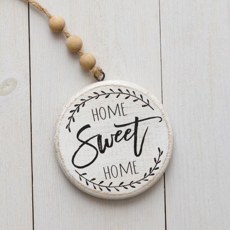 Ornament - Home Sweet Home (Pk 2)
