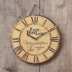 Primitive Country Clocks