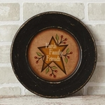 Primitive Country Plates & Holders
